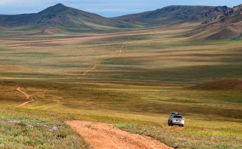 Mongolië, off the beaten track