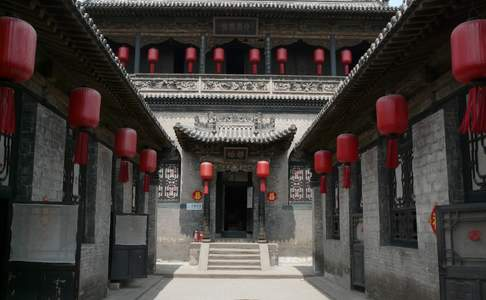 Pingyao, Qiao Mansion