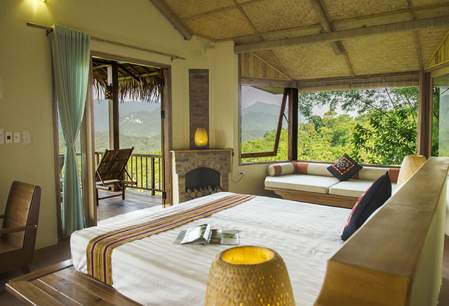 De suite in het Puluong Retreat