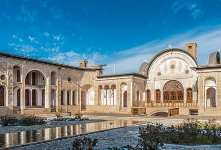 Kashan, Tabatabaei Mansion