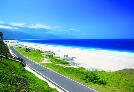 Hualien, Chishingtan Beach