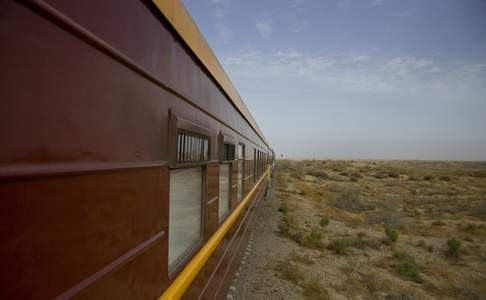 Registan Express door Turkmenistan